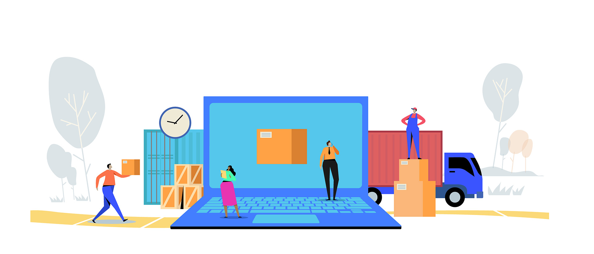 Best Logistics, Cargo & Container Tracking Management Software